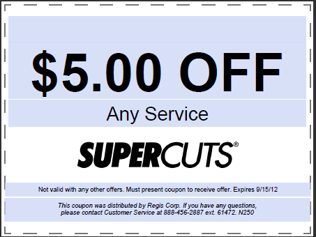 supercuts haircut coupons supercuts pdf penseurope gutschein 4224 | noname