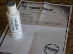 1st Win ever - Paul Mitchell Head for Change (Shampoo)