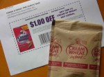 Instant Cream of Wheat Sample w/ coupon