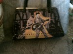 Elvis Presley purse