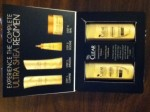 New Clear Scalp & Hair Therapy Ultra Shea shampoo & conditioner