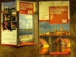 Official Visitors map & visitors guide of Washington DC from The Official Convention & Tourism Corporation for Washington DC