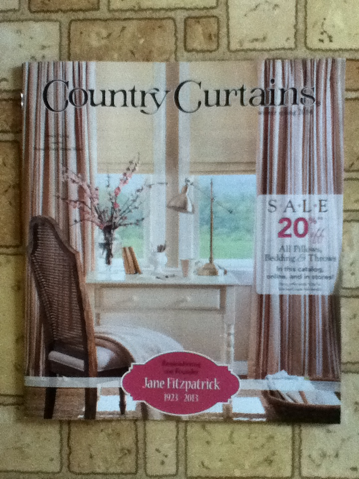 Country curtains coupons october 2018