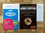 Pilon Cafe Skype Program with $10 Skype credit