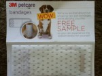 3M petcare bandage & coupon