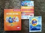 Tide Ultra Stain Release sample & coupon from CVS pharmacy