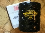 True Iced Tea Taste Twisted Tea Hard Iced Tea Koozie