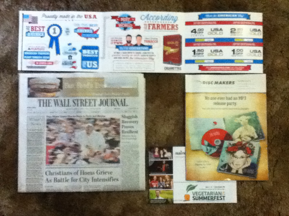 Wall street journal subscription coupon