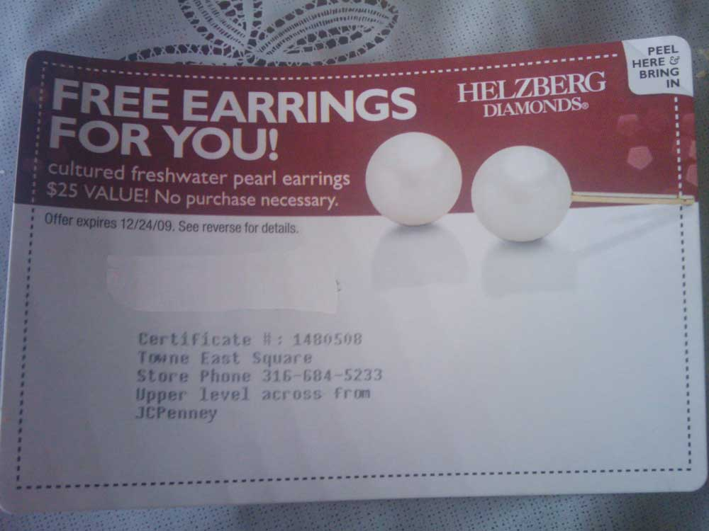 Helzberg diamonds coupons discounts